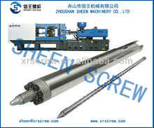 Single screw barrel for injection moulding machine( can according to customer demands for making)