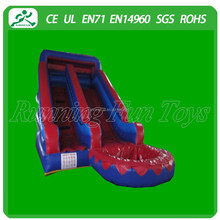 Water slide giant, largest inflatable water slide, giant inflatable water slide for sale