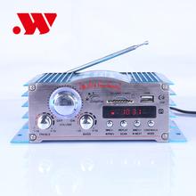 YW-381 4 channel high power car amplifier audio