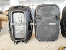 Plastic Speaker (EON15A) Active Speaker