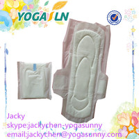 High quality cheap lady anion sanitary napkin with private lable