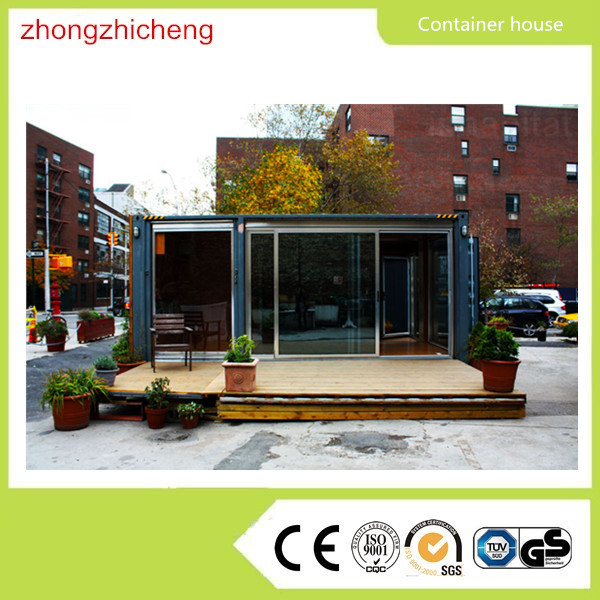 Container van house model joy studio design gallery best design - Container van homes ...