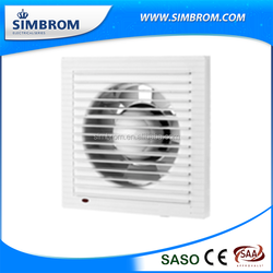 2015 Light Pc Material White Outdoor Exhaust Fan