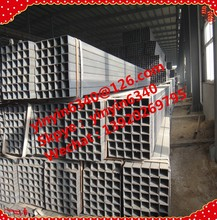 Construction Structural Carbon Steel ASTM A500 Square Tube or Hollow Section