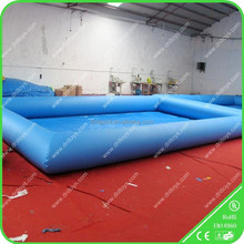 Strong Material with Big Size Inflatable Pool Ground Above