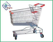 Supermarket Trolley Cart with Circular Handle SXIC-150A