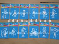 New model Custom Colorful family car stickers and car vinyl stickers, Customized Printing family stickers for car ---- DH 8039