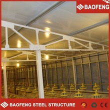 light steel air circulator for poultry house