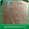 """Embossed 3/8"""" Larch plywood for Korean plywood market"""