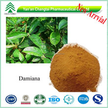 High quality best price powder herbal natural Damiana leaf extract