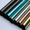 High quality reflective one way mirror film for building 1.52x30m