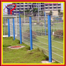 2015 poly coated Green Plastic Garden Fence for sale (manufacture)
