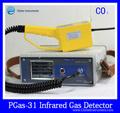 La pga- 31- co2- 4 de dióxido de carbono del detector de gas con co2 = 0-100% gama