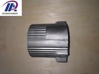 aluminum die cast threaded electric motor hub pump casing