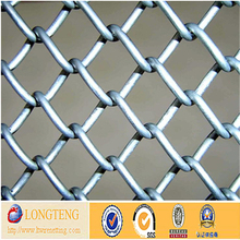 factory price professional manufacturer 9 gauge chain link fence