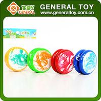 Plastic Solid Color Custom Promotional Wholesale Yoyo