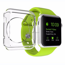 for Apple Watch Case,Crystal Clear TPU Case for Apple Watch 42mm