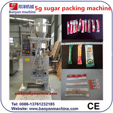 High accuracy,CE standard,,Automatic Sachet Sugar Packing Machine,made in China