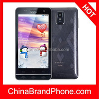 DOOV i1314, 4GB Black, 4.3 inch 3G Android 4.0 Smart Phone Dual SIM PHONE