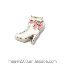 (ready for order) 2013 Newest Cute High-heeled shoes assorted Floating Charms (FC-156)