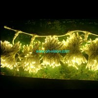 2*3m outdoor use waterproof rubber led curtain light