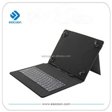 "10"" wired keyboard with tablet case"