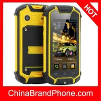 Z18 Waterproof Shockproof Rugged GPS + AGPS, Android 4.0 sports outdoor phone