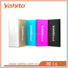 China best quality 12000mah mobile portable power bank for all mobile phones