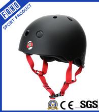 Del diseño del cráneo de color rojo casco de los deportes para adultos o niños, Diverso tamaño ( FH-H005R )