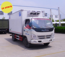 Medical Refrigerated Truck IN STOCK