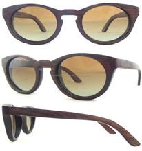 Funny Wayfarer wooden Kids sunglasses Bamboo Sunglasses