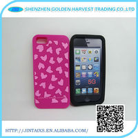China Supplier High Quality Cell Phone Soft Gel Case Cover