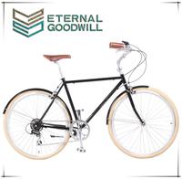 Popular street city bike 28 inch 7speeds Vintage bike/ladies bicycle