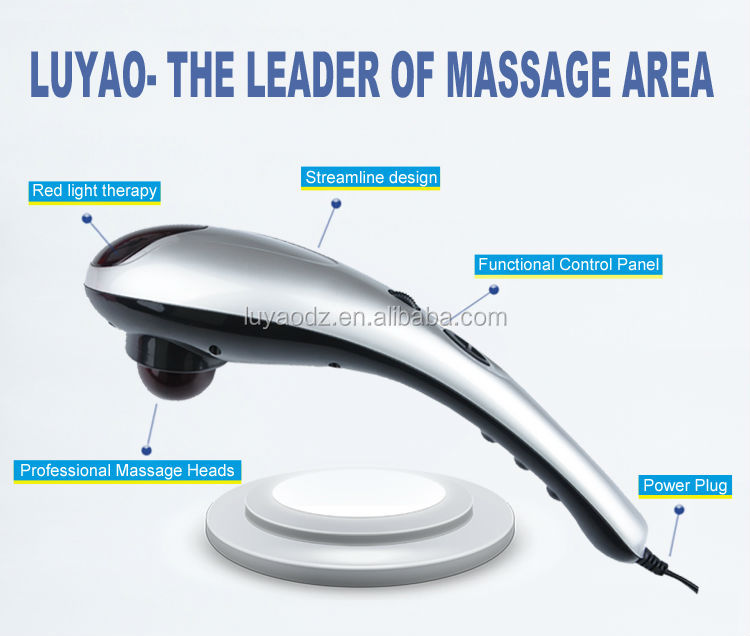 2014 advanced useful massage product,hand massage tool silver LY-606A,