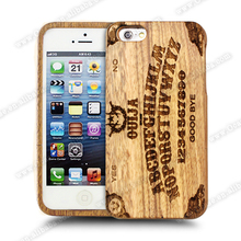 Hot Selling Items Bamboo Cell Phone Case for iphone ,for iphone 6plus case
