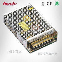 NES-75W netzteil single output 13.8V LED switching power supply with CE ROHS CCC KC TUV certification