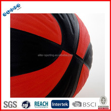 Laminated 8 panels basketball ball size for pros