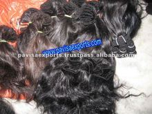 "100% remy virgin Indian hair waft 10 "" TO 16"""