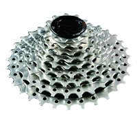 9 speed cassette sprocket, 9 speed bicycle free wheel, 9 speed bicycle fly wheel,