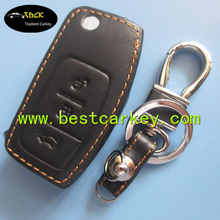 Big Discount leather key cover for ford car key cover car key wallet
