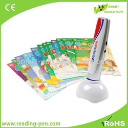 MP3 reading pen, educational toy, game,reading pen for Japanese
