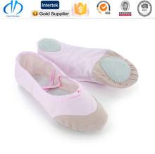 flat online pointe ballet shoe
