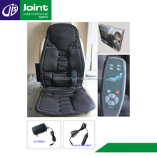Car And Home Application All-powerful Vibration Massager Cushion Car Chair Back Seat Massage Cushion