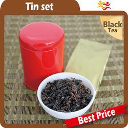 Taiwan high quality custom small vintage tea tin box container