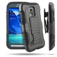 Phone case factory hard case armor impact case for samsung S5 Active