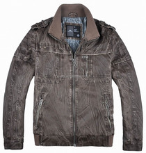 2015 hot sale special pu leather jacket men with reasonable price