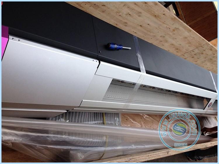 Dual print head DX5 1800mm high quality galaxy eco solvent printer