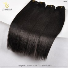 Wholesale Price Shedding Free Full Cuticle yaki fusion hair extensions