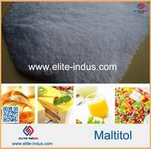 Maltitol is a disaccharide produced by Corn