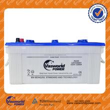 Extended Battery Life dry cell Car Battery 12V220Ah